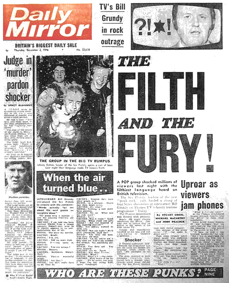 filth-and-fury-the-bill-grundy-interview-2-december-1976-edition-of-the-daily-mirror